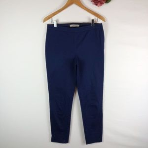 [ASOS] Navy Blue Ankle Pull On Pants